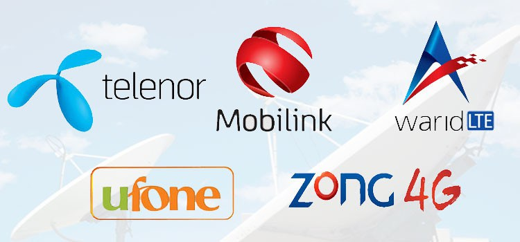 Mobile companies in Pakistan